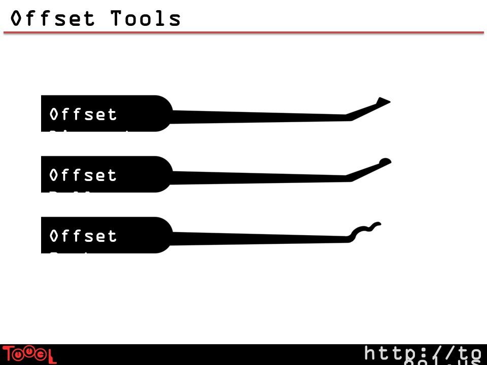 http://to ool.us Offset Tools Offset Diamond Offset Ball Offset Snake