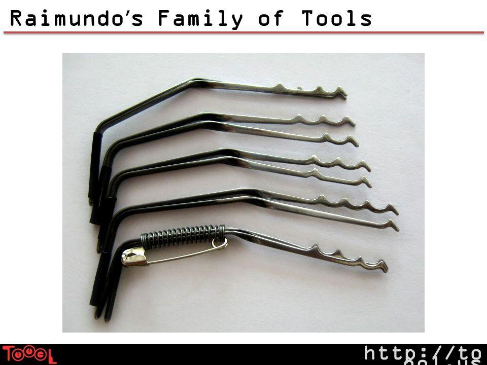 http://to ool.us Raimundo s Family of Tools