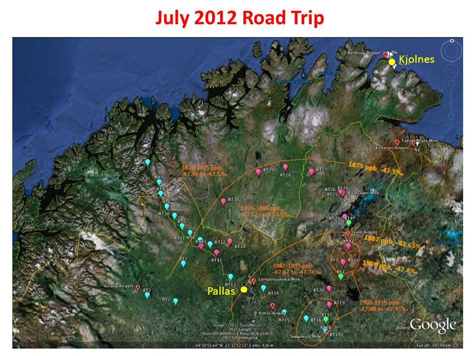 July 2012 Road Trip Kjolnes Pallas