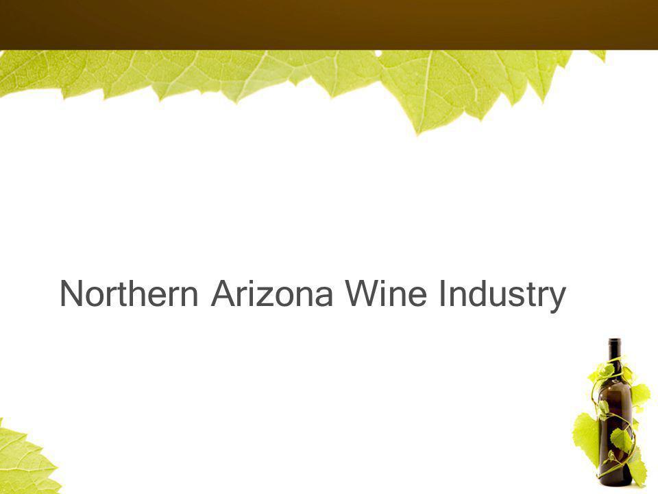 Northern Arizona Wine Industry