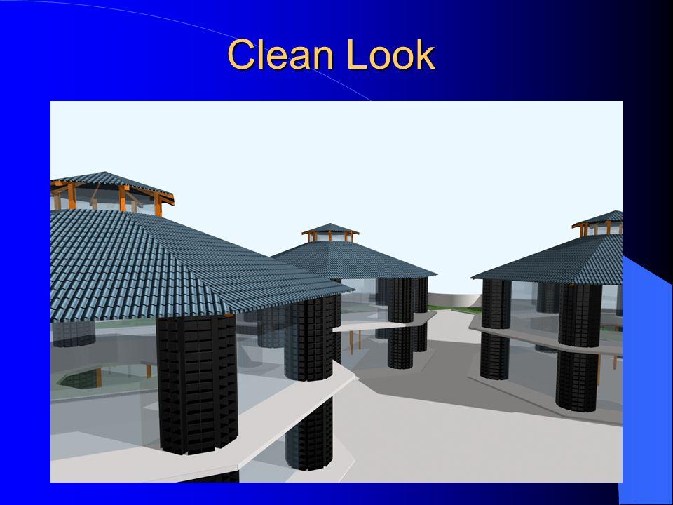 Clean Look