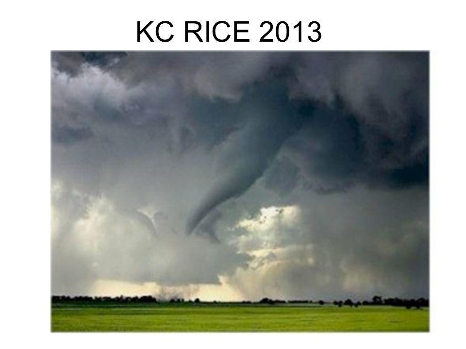 KC RICE 2013