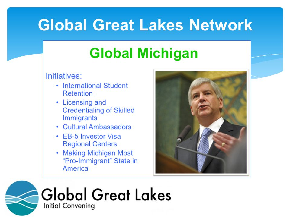 Global Great Lakes Network