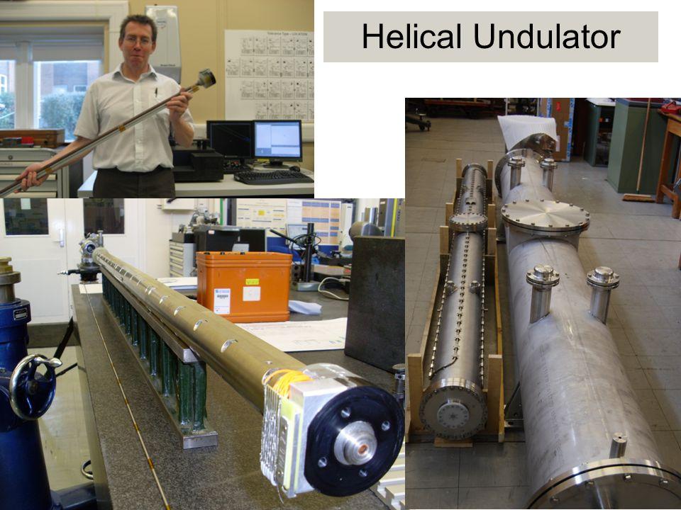 4 Helical Undulator 4