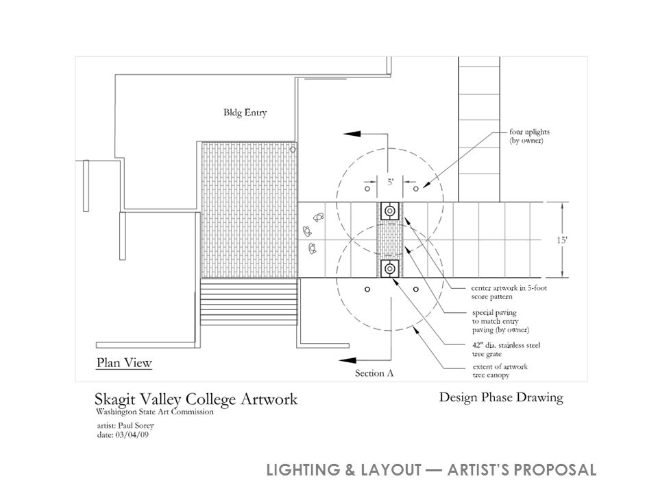 LIGHTING & LAYOUT ARTISTS PROPOSAL