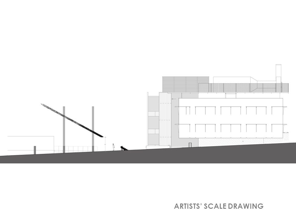 ARTISTS SCALE DRAWING