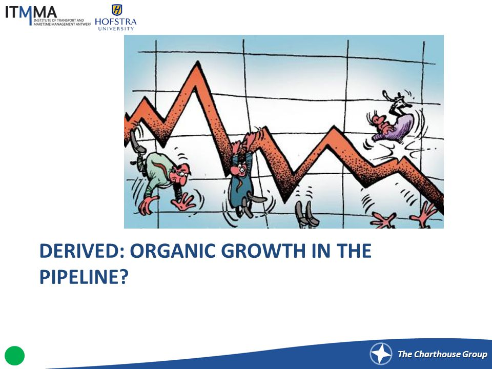 The Charthouse Group DERIVED: ORGANIC GROWTH IN THE PIPELINE
