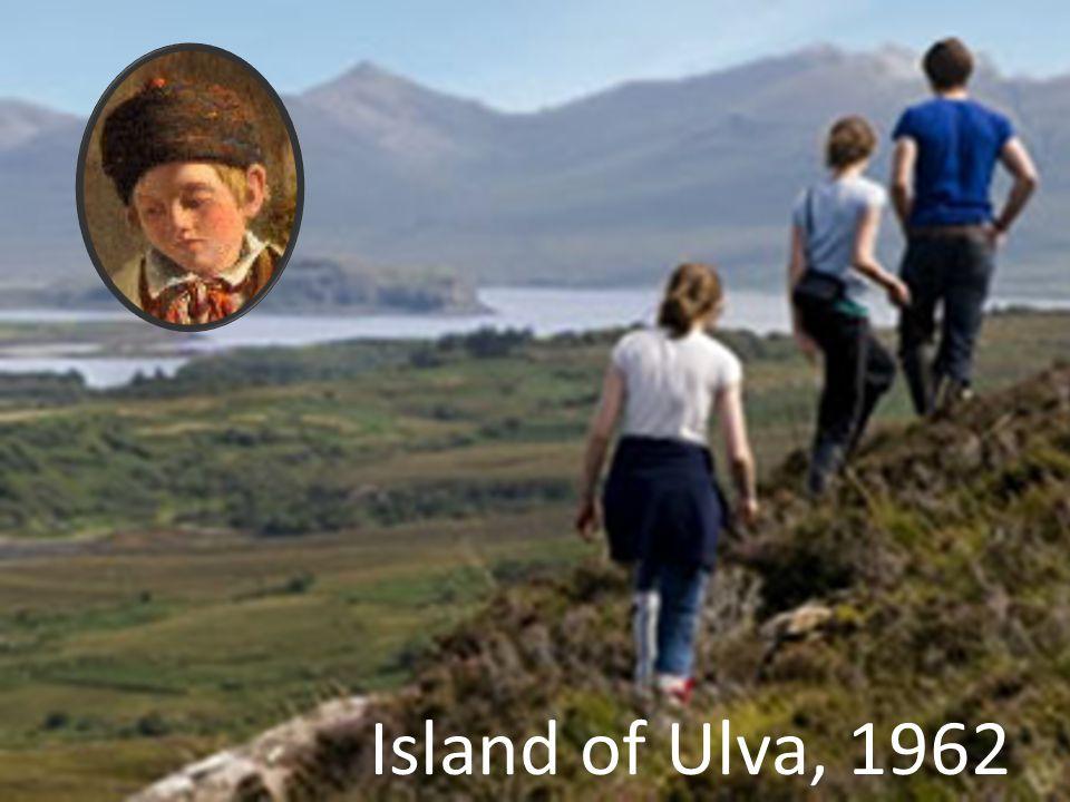 Island of Ulva, 1962