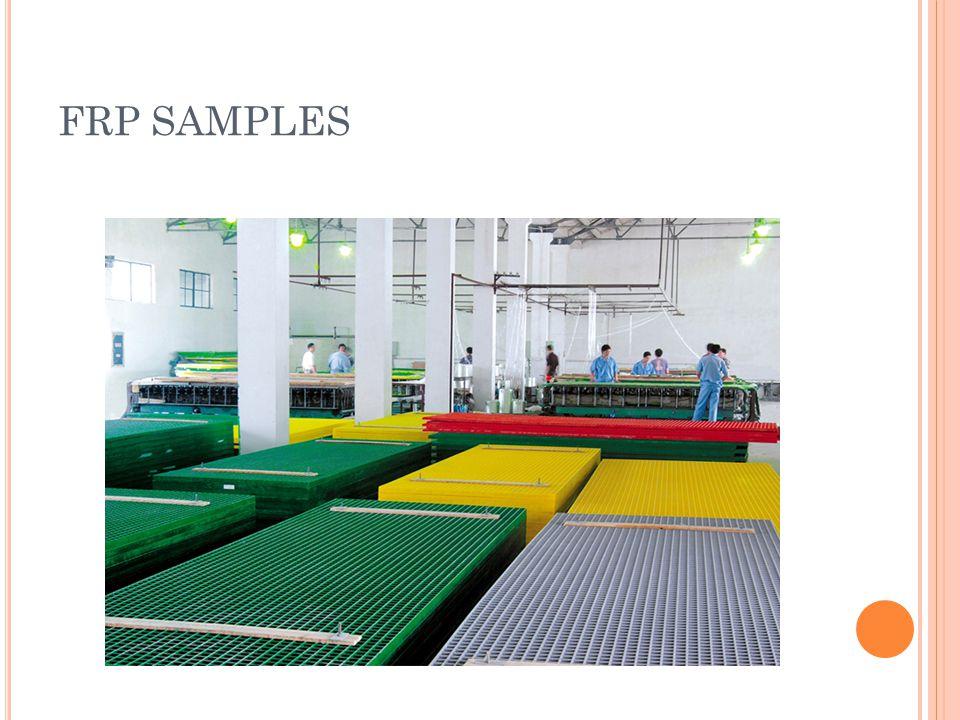 FRP SAMPLES