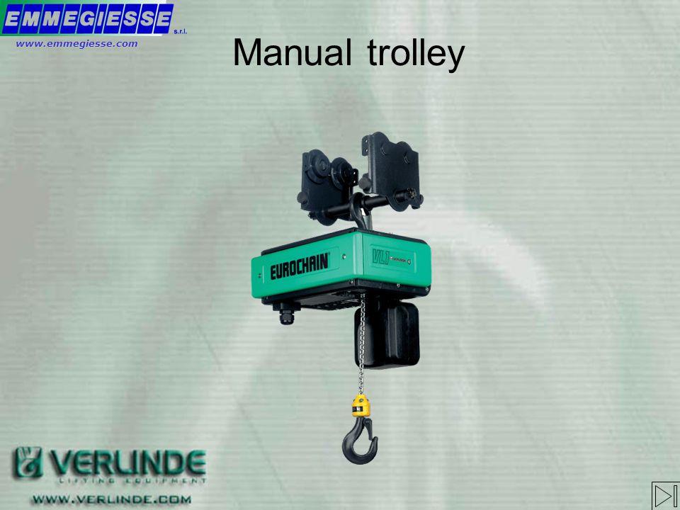 Electrical trolley www.emmegiesse.com