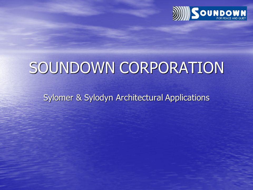 SOUNDOWN CORPORATION32