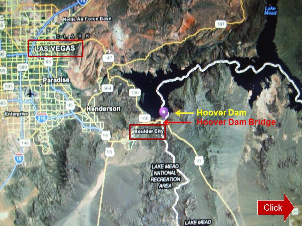 Picture Title Hoover Dam California Nevada Click