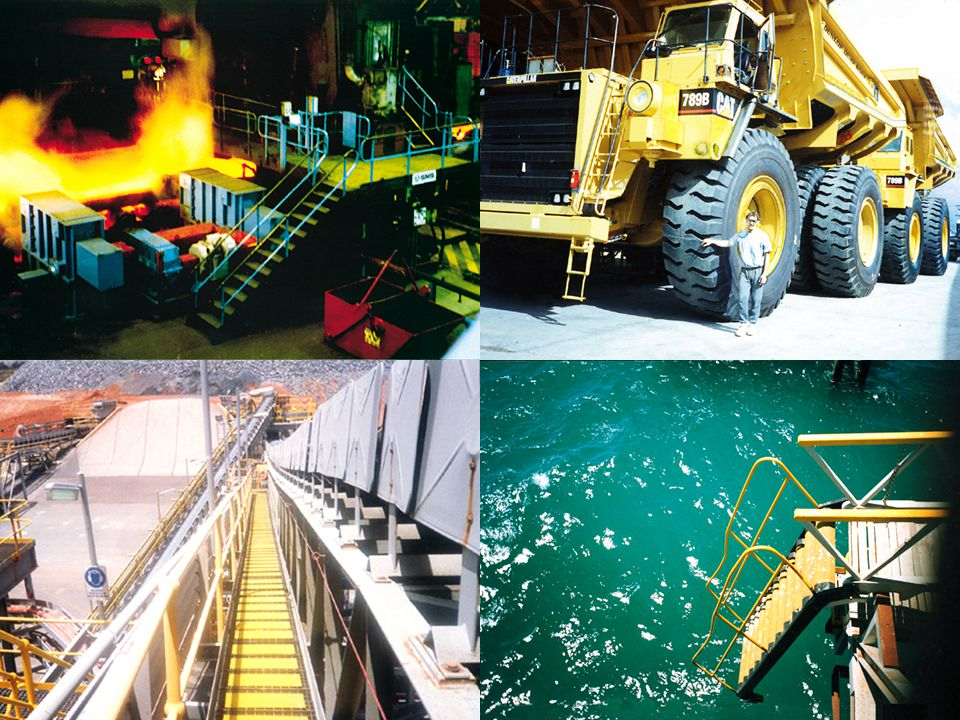 VIGIL ANTISLIP LADDER RUNG COVERS Suitable for all off-shore and on-shore applications.