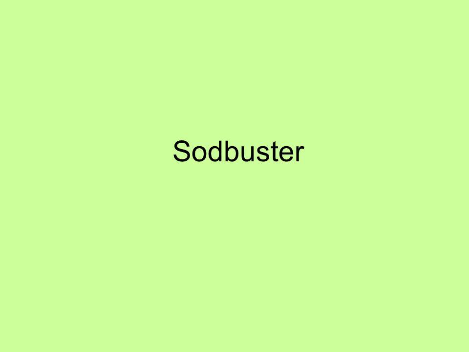 Sodbuster