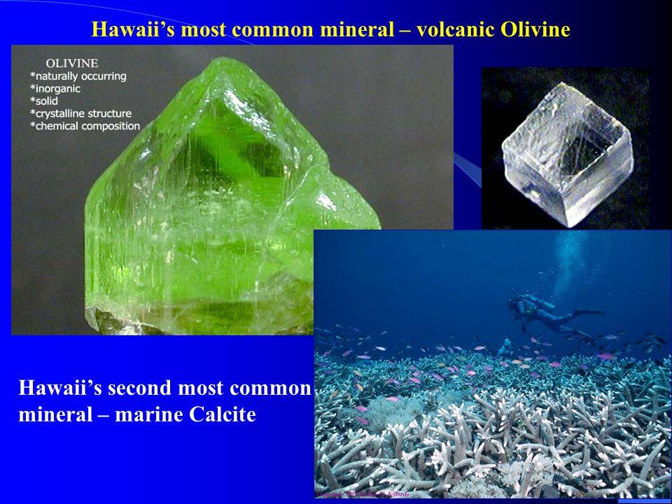 Eight Abundant Elements in Crust oxygen46%(O 2- ) silicon28%(Si 4+ ) aluminum8%(Al 3+ ) iron6%(Fe 2+ or Fe 3+ ) magnesium4%(Mg 2+ ) calcium2.4%(Ca 2+ ) potassium2.3%(K 1+ ) sodium2.1%(Na 1+ ) How are minerals built?