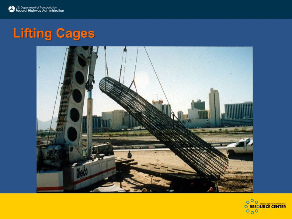Lifting Cages