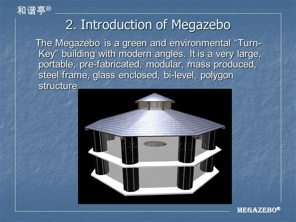 Megazebo ® ® 2.
