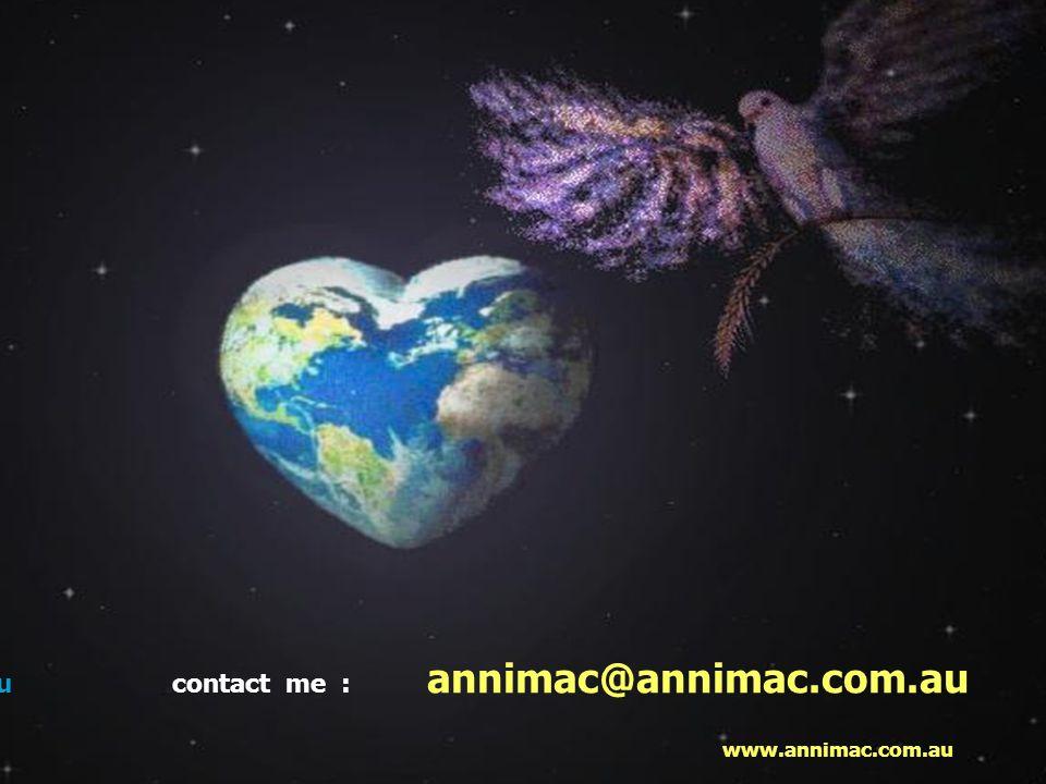 c2011www.annimac.com.au 24 thank you contact me : annimac@annimac.com.au www.annimac.com.au