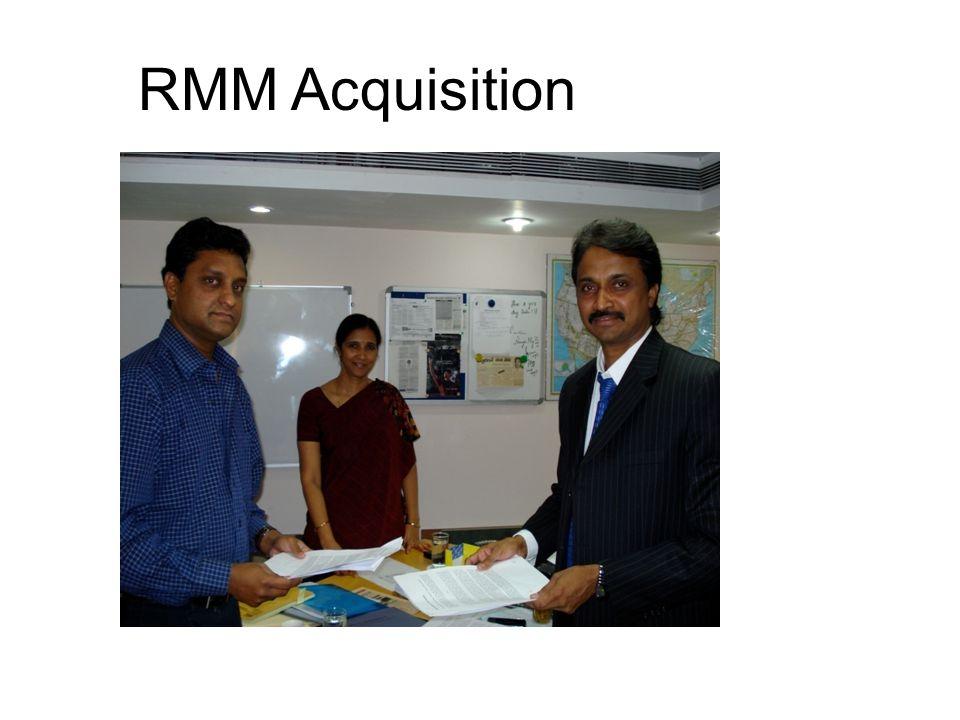 RMM Acquisition