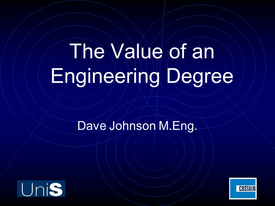 Content Introduction & background Degree choice Degree subjects Use of degree in employment Realised values Summary