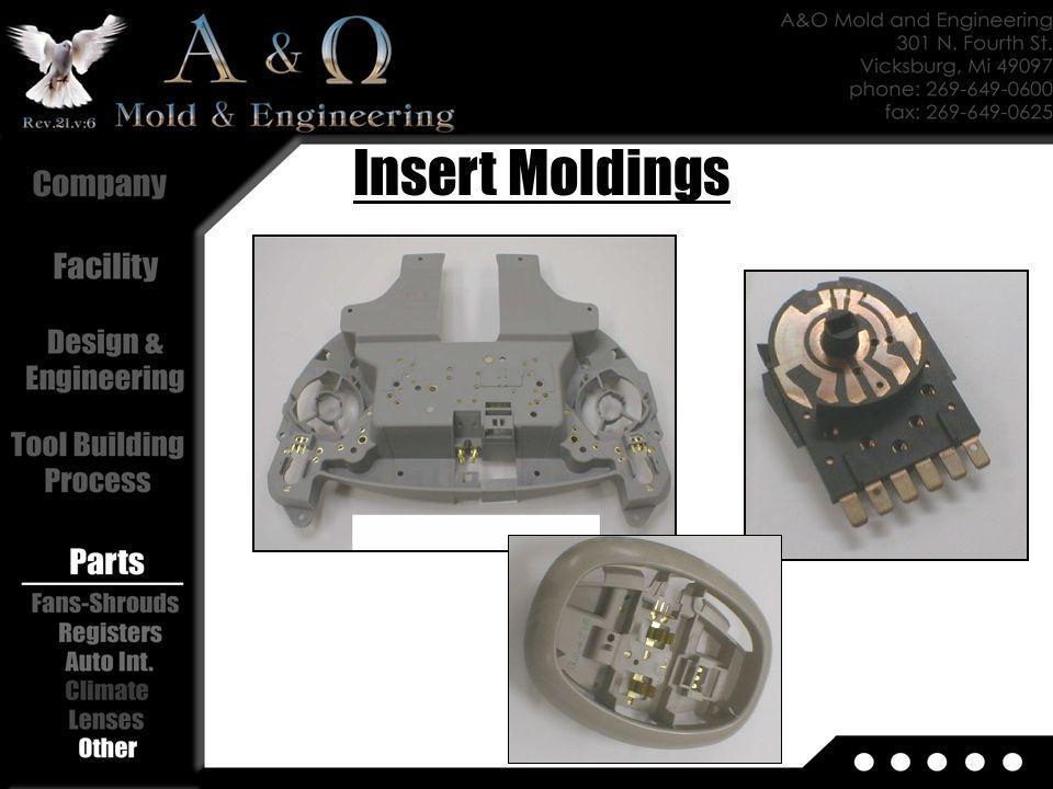 Insert Moldings
