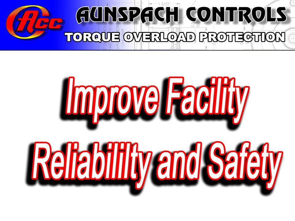 AUNSPACH CONTROLS COMPANY, INC VALVE OVERTORQUE PROTECTION www.aunspachcontrols.com Quality Overtorque Protection since 1986