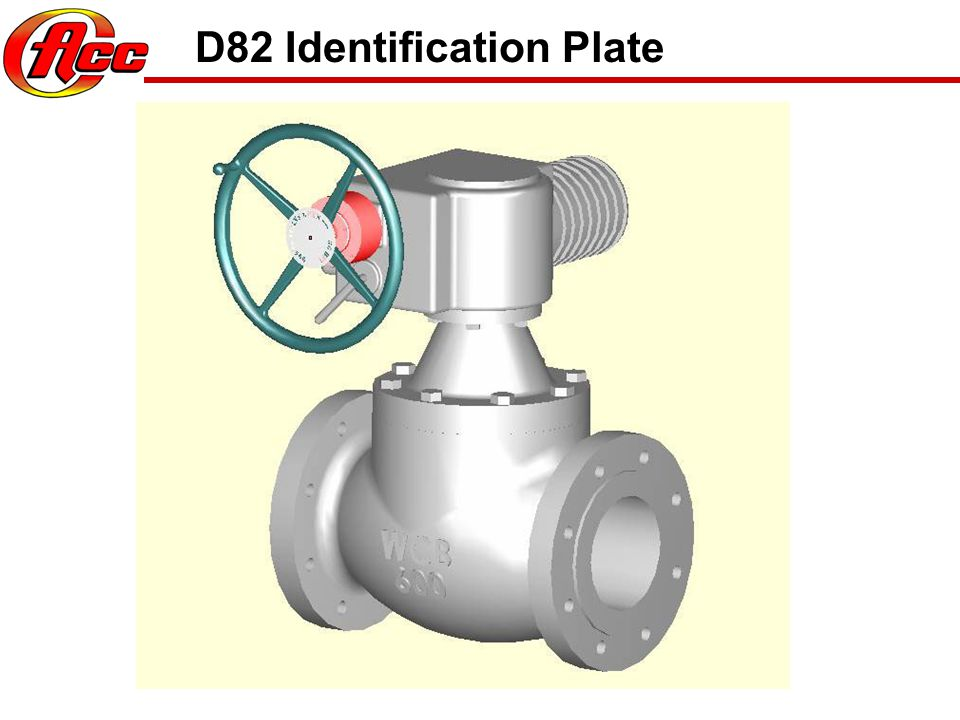 D86-250 Protects Resilient Seat Gate Valves