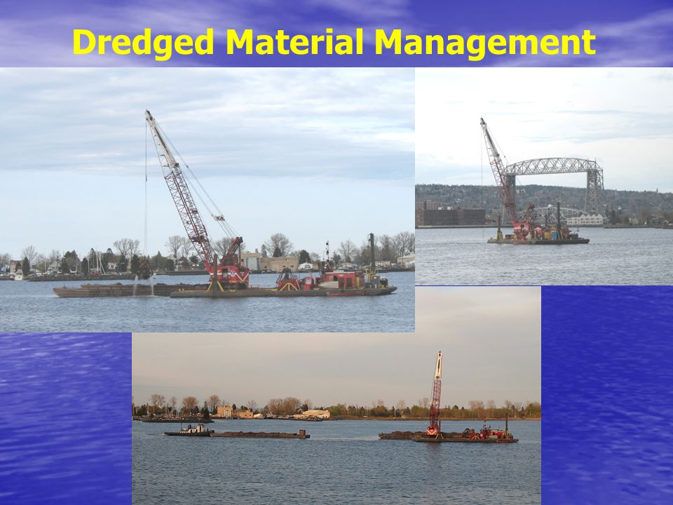Dredged Material Management