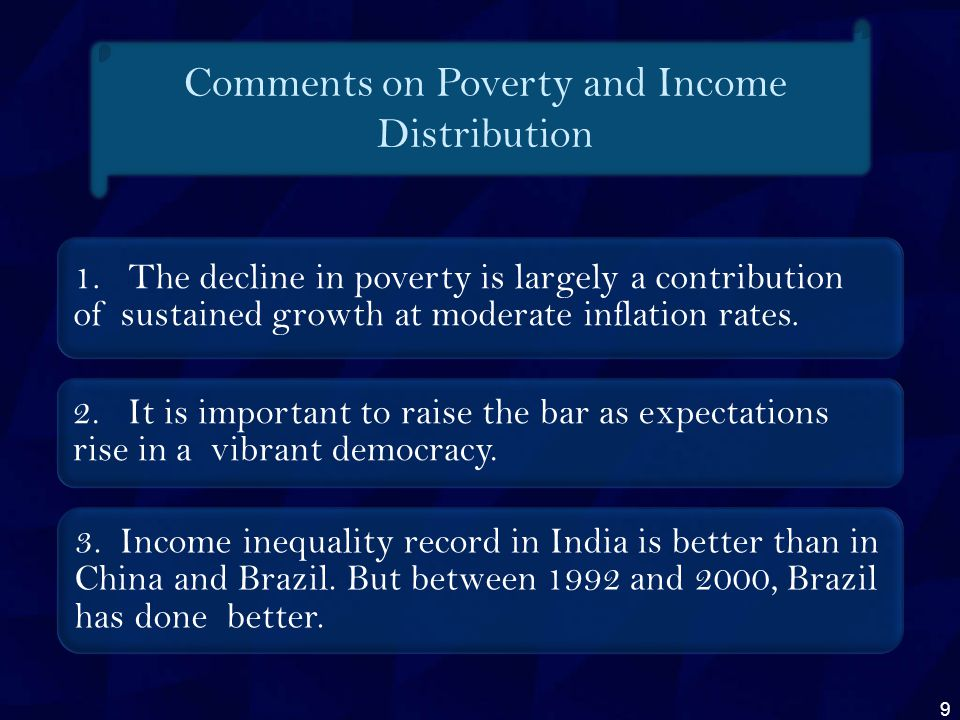 Social Indicators :1 Life Expectancy (Years) Literacy Rate (% of population) Source: Census of India, National Family Health Survey-I,II,III 10