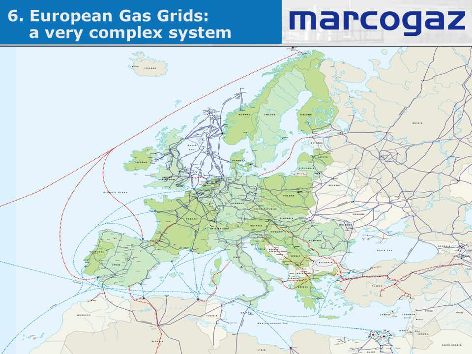 8-9/03/06 European Gas Industry – pro-active attitude concerning pipelines safety 7 6.