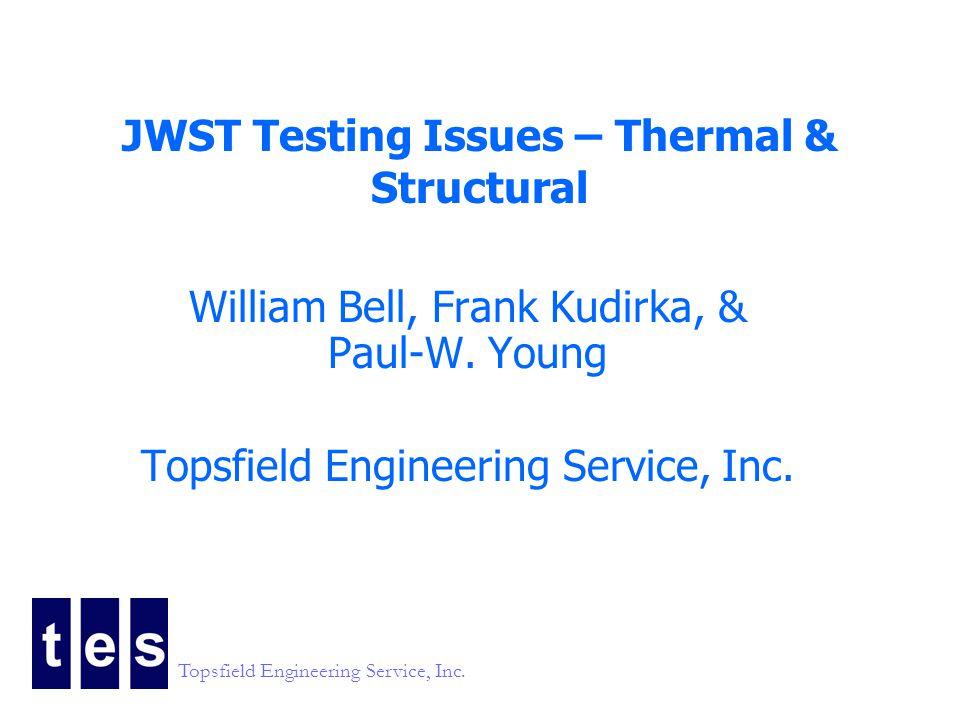 Topsfield Engineering Service, Inc.