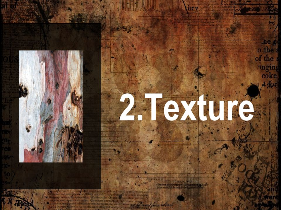 TABLE OF CONTENTS 1.Introduction 2.What is texture and what it´s for.What is texture and what it´s for.