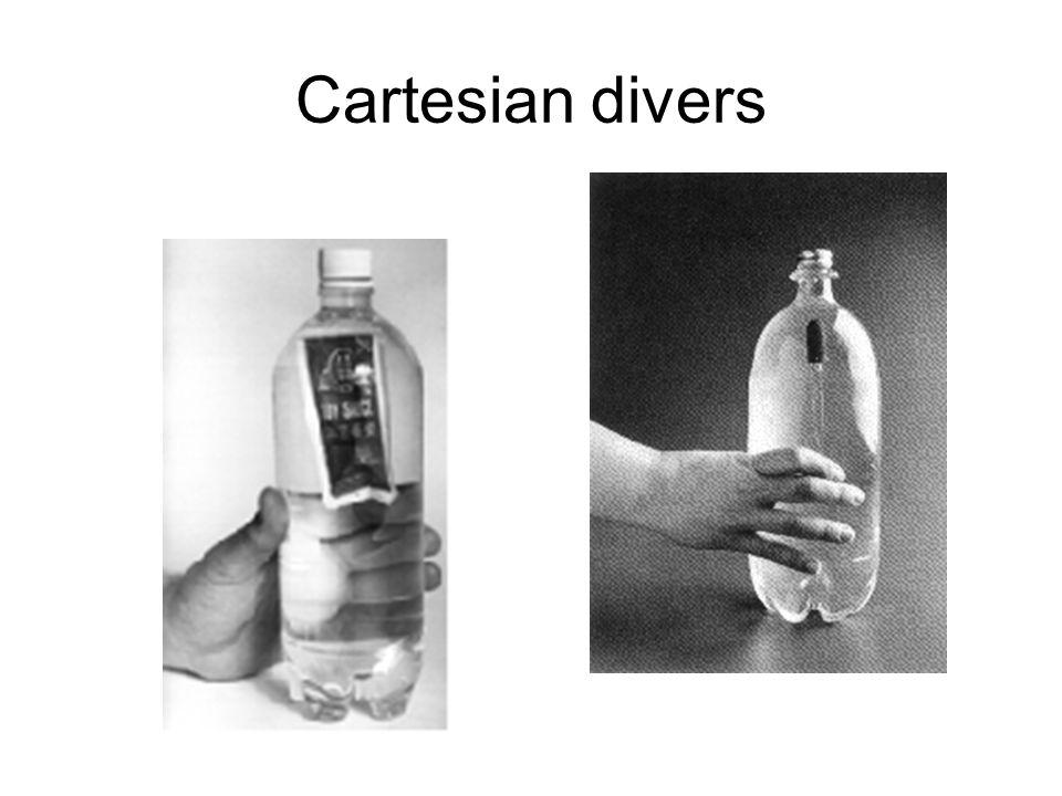 Cartesian divers