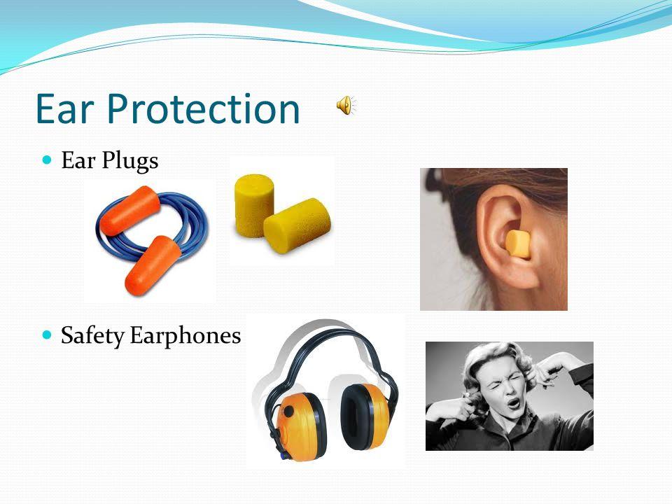 Ear Protection Ear Plugs Safety Earphones