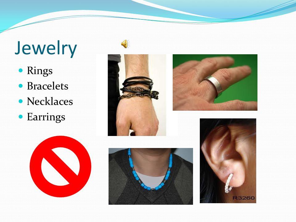 Jewelry Rings Bracelets Necklaces Earrings