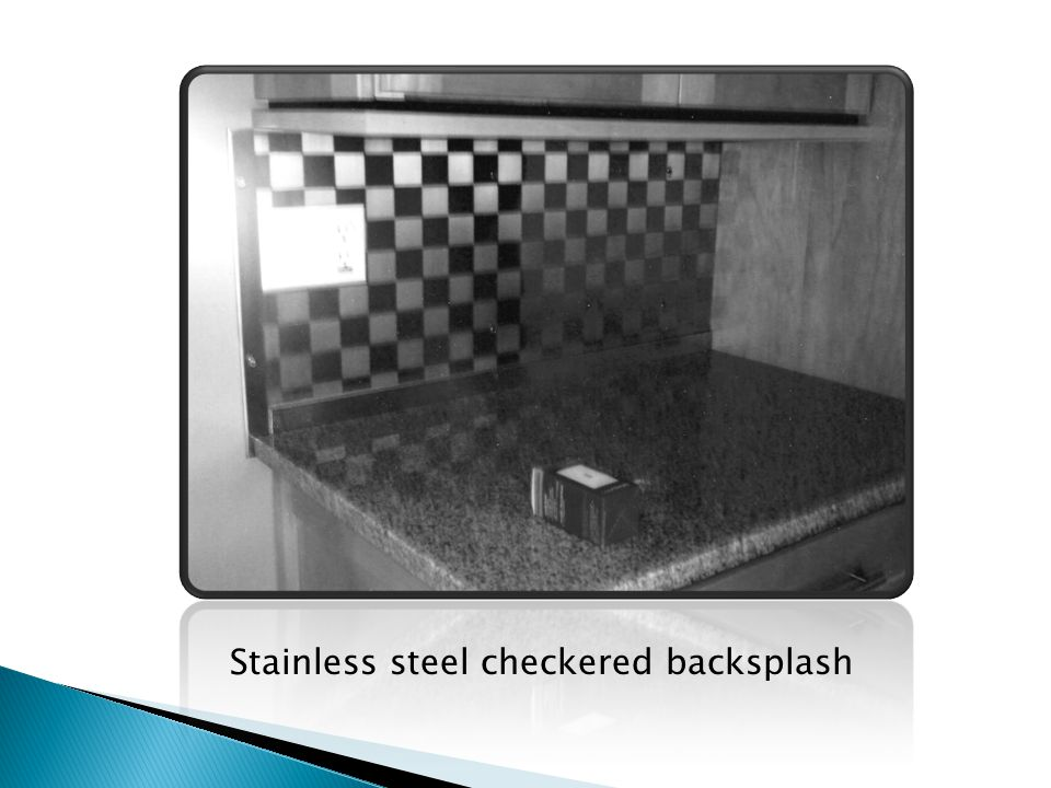 Stainless steel laboratory sinks & countertop