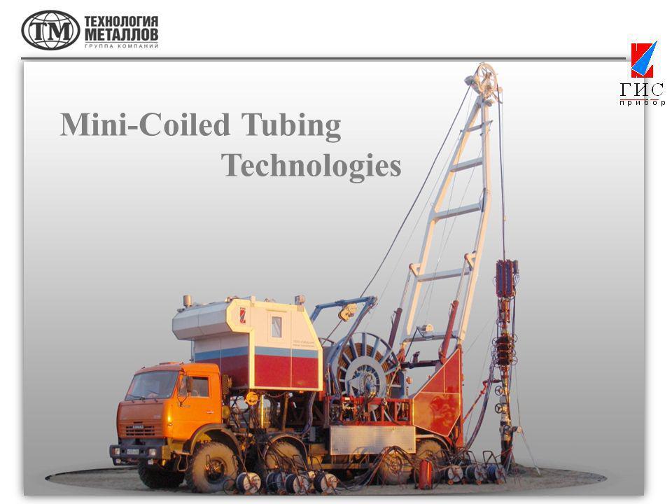 Mini-Coiled Tubing Technologies