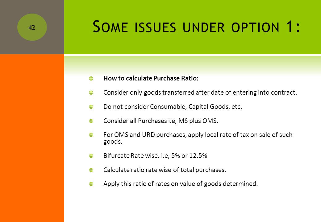 D ETERMINATION OF SALE PRICE IN CASE OF WORKS CONTRACTS AS PER R ULE 58.