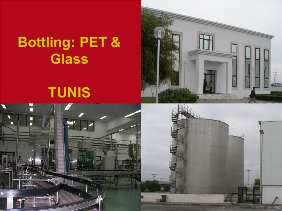 10 Bottling: PET & Glass TUNIS