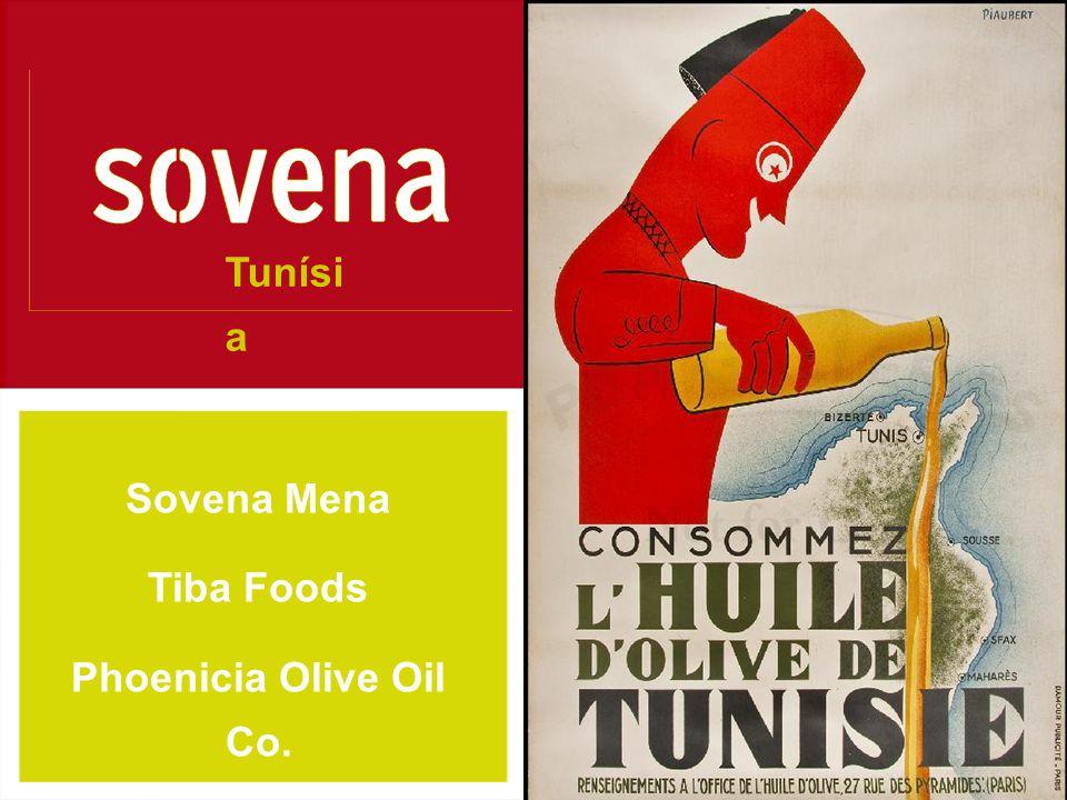 8 Tunísi a Sovena Mena Tiba Foods Phoenicia Olive Oil Co.