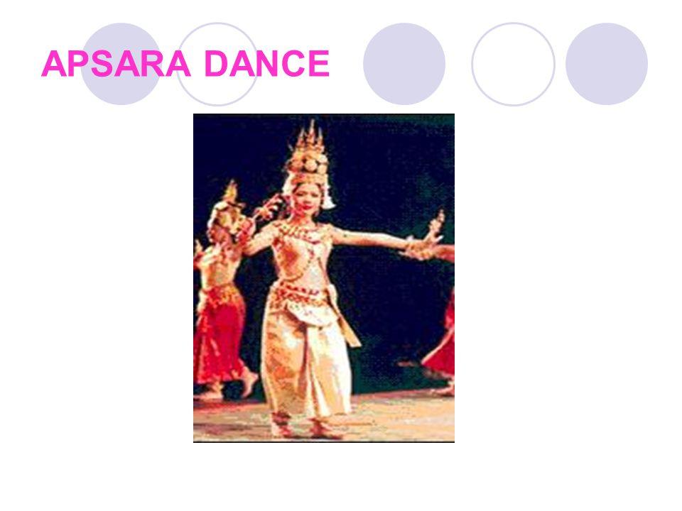 Cambodia Classical Dance