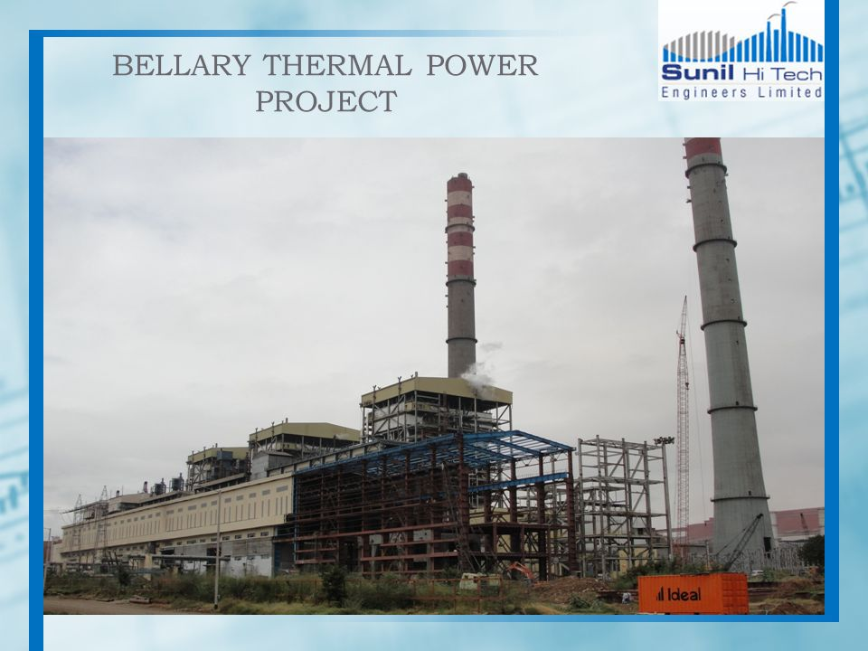 BELLARY THERMAL POWER PROJECT