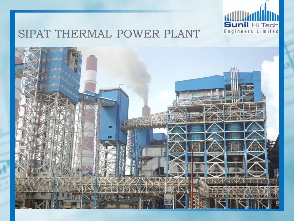 SIPAT THERMAL POWER PLANT