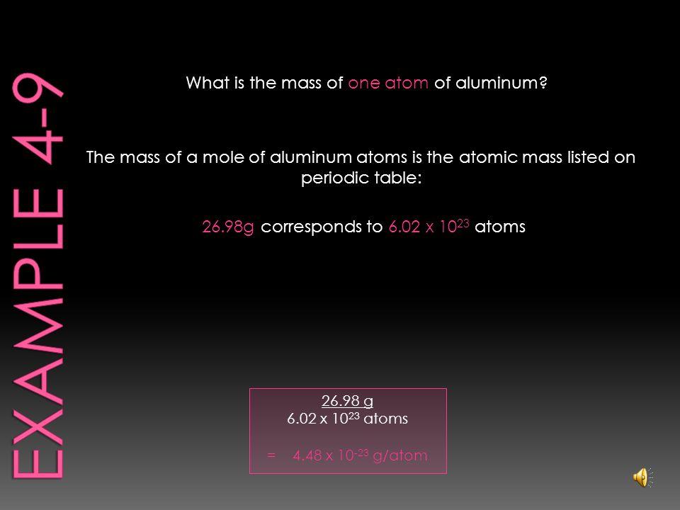 0.75 mol CO 2 x 6.02 x 10 23 CO 2 molecules x 2 oxygen atoms mol CO 2 CO 2 molecule =9.0 x 10 23 oxygen atoms How many oxygen atoms are in 0.75 mol CO 2 .