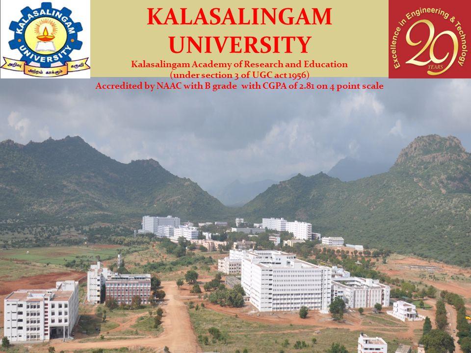 Kalasalingam University, Digital Signal Processing and Applications, Nondestructive Evaluation using Barkhausen Noise V.K. Madan, PhD BTech (IITD), Ph