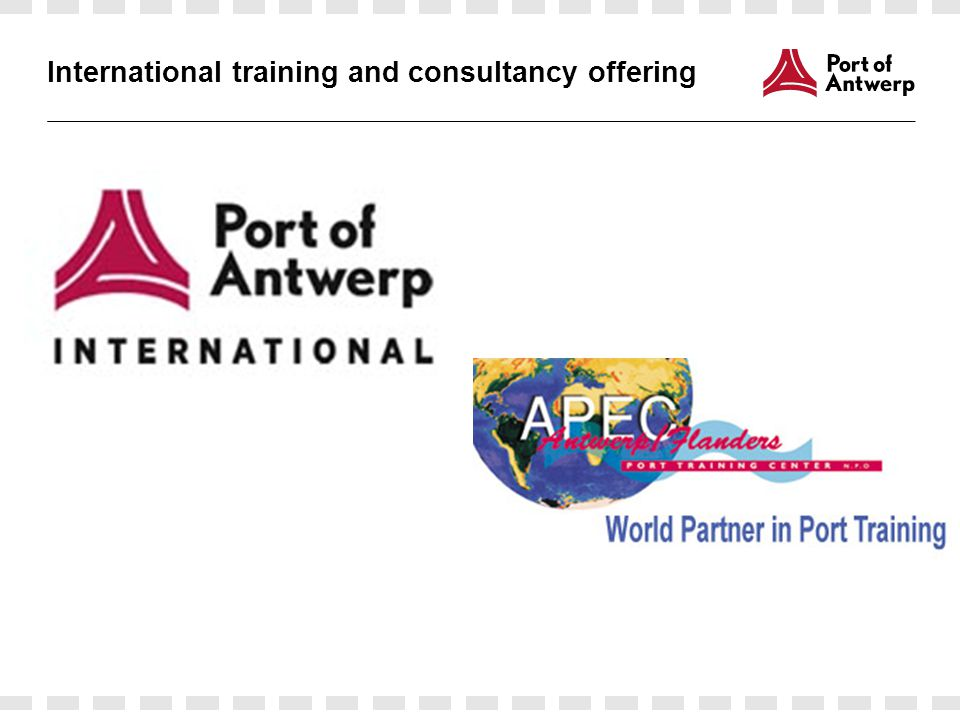 International training and consultancy offering