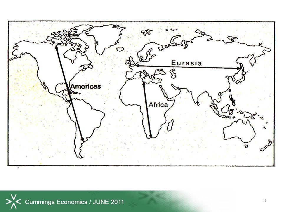 Cummings Economics / JUNE 2011 3