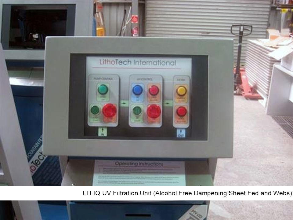 Saving with LT IQ Filtration is $30,484.73 per year ($83.75 per day) Includes amortisation of LTI IQ Filtration Unit over 18 months.