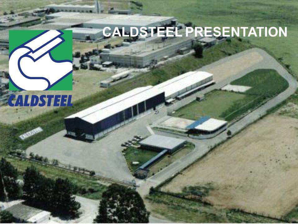 CALDSTEEL PRESENTATION