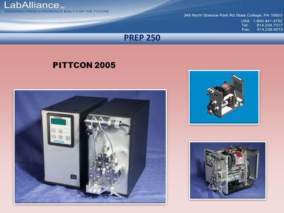PREP 250 PITTCON 2005